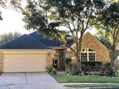 Pearland Single Family Home For Sale: 3502 Parkshire Drive