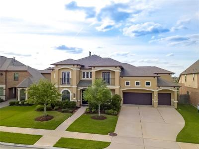Katy Single Family Home For Sale: 4010 Wheat Harvest Lane
