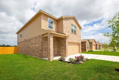 Humble Single Family Home For Sale: 11014 Hillside Creek Drive
