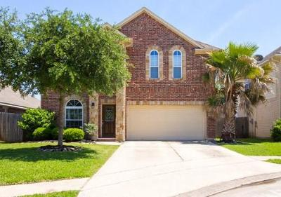 Tomball Single Family Home For Sale: 8323 Calico Canyon Drive