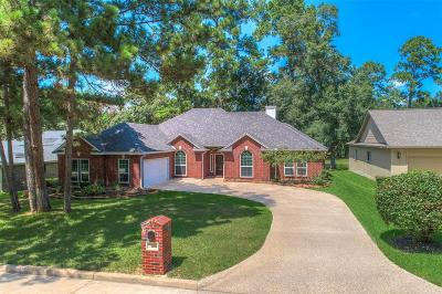 Montgomery Single Family Home For Sale: 3146 Lake Island Drive