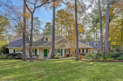 Magnolia Single Family Home For Sale: 26914 Holly Lord