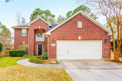 Humble Single Family Home For Sale: 6507 Auburn Ash Circle