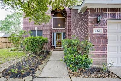Cypress Single Family Home For Sale: 20126 Maple Village Drive