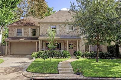 Houston Single Family Home For Sale: 1503 Milford Street