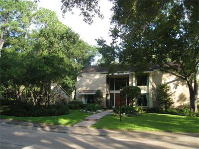 Houston Single Family Home For Sale: 10118 Briar Drive