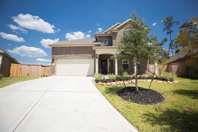 Conroe TX Single Family Home For Sale: $318,890