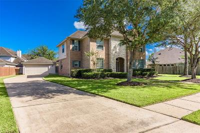 Friendswood Single Family Home For Sale: 3121 Maple Hill Drive