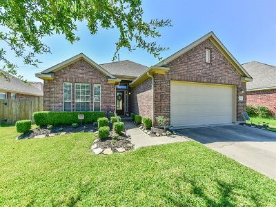 Pearland Single Family Home For Sale: 3318 Cactus Heights Lane