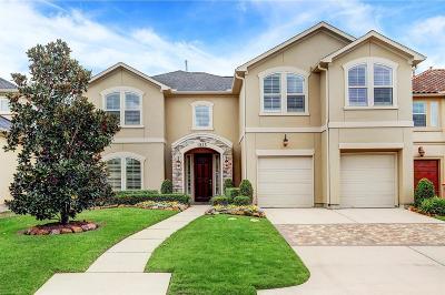 Houston Single Family Home For Sale: 1815 Jade Hollow Lane