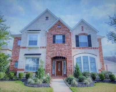 Fall Creek Single Family Home For Sale: 14710 Birch Arbor Court