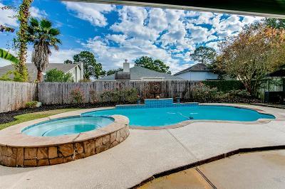 Seabrook Single Family Home For Sale: 4413 Kingfish Drive