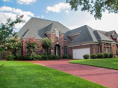 Sugar Land Single Family Home For Sale: 13829 Hidden Lake Lane