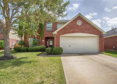 Friendswood Single Family Home For Sale: 3518 Harbor Pass Lane