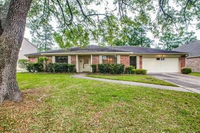 Humble Single Family Home For Sale: 8122 12th Fairway Lane