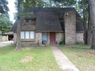 Spring Single Family Home For Sale: 22910 Squirrel Tree Street