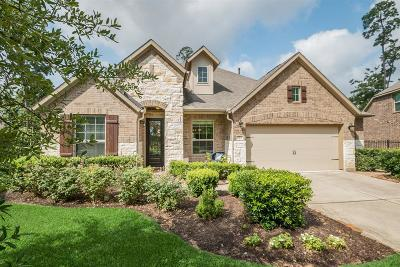 Tomball Single Family Home For Sale: 7 Larchfield Court
