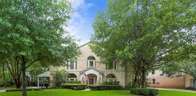 The Woodlands Single Family Home For Sale: 59 Golden Shadow Circle