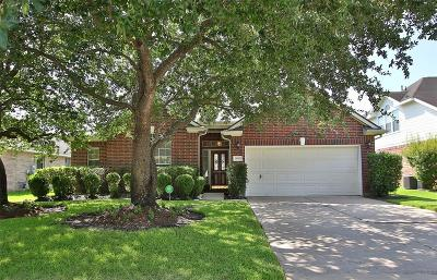 Cypress Single Family Home For Sale: 20311 Fairfield Trace Drive