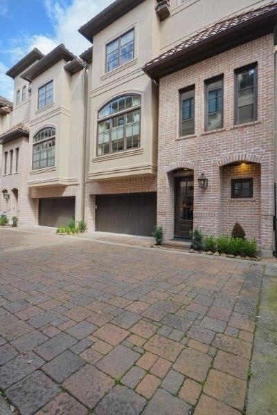 Houston Single Family Home For Sale: 5027 La Branch Street