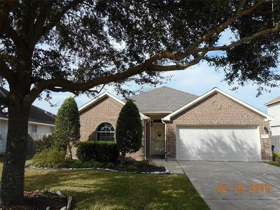 Rosenberg Single Family Home For Sale: 3511 Cypress Landing Court