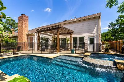 Houston Single Family Home For Sale: 2110 Shadybriar Drive