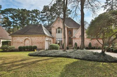Houston Single Family Home For Sale: 5414 Timber Shade Drive