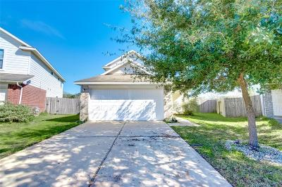 Hockley Single Family Home For Sale: 24303 Palm Cockatoo Drive