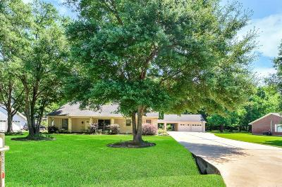 Humble Single Family Home For Sale: 2323 Spears Drive