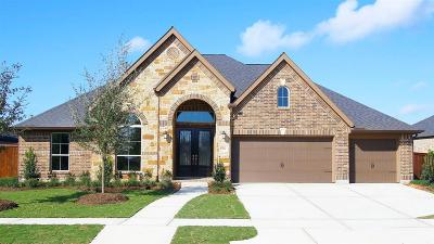 Katy Single Family Home For Sale: 7306 Settlers Way