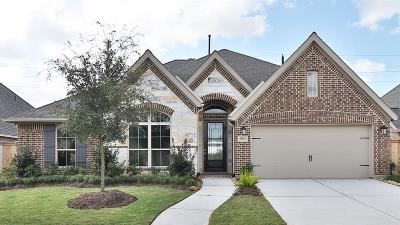 Brookshire Single Family Home For Sale: 30834 Barred Owl Way