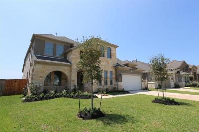 Cypress TX Single Family Home For Sale: $398,990