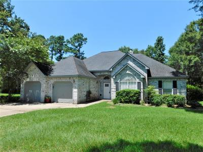 Conroe Single Family Home For Sale: 1506 Carriage Run W
