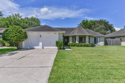 League City Single Family Home For Sale: 605 Spring Breeze Street