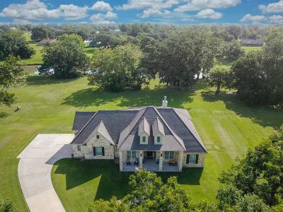 Angleton Single Family Home For Sale: 726 Stallion Circle