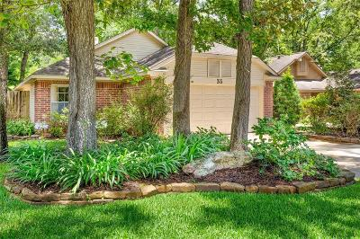 The Woodlands TX Single Family Home For Sale: $179,900