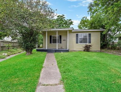 Texas City Single Family Home For Sale: 903 13th Street N