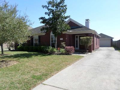 Humble Single Family Home For Sale: 9518 Bearden Creek Lane
