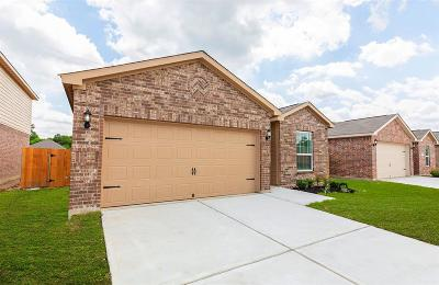 Texas City Single Family Home For Sale: 2215 Manta Way