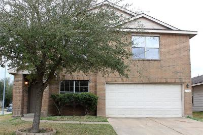 Katy Single Family Home For Sale: 21842 Trailwood Manor Lane