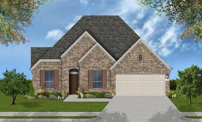 Katy Single Family Home For Sale: 2618 Country Lane