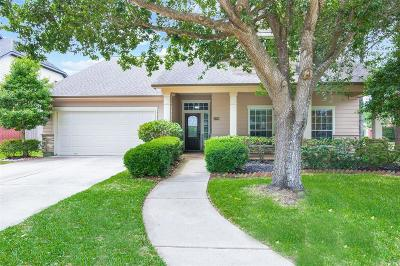 Cinco Ranch Single Family Home For Sale: 3702 Kingsburg Court