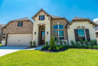 Katy Single Family Home For Sale: 3511 Hampton Landing