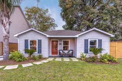 Houston Single Family Home For Sale: 1714 Du Barry Lane