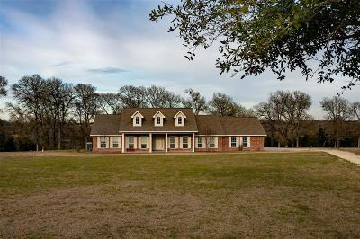 Brenham Single Family Home For Sale: 3075 Jasmine Street