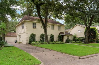Houston Single Family Home For Sale: 13718 Taylorcrest Road