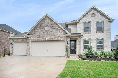 Richmond Single Family Home For Sale: 635 Summer Trace Lane