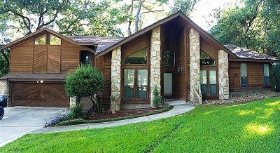 Conroe Single Family Home For Sale: 25 Foy Martin Drive