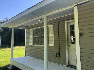 Liberty Single Family Home For Sale: 28 County Road 1331