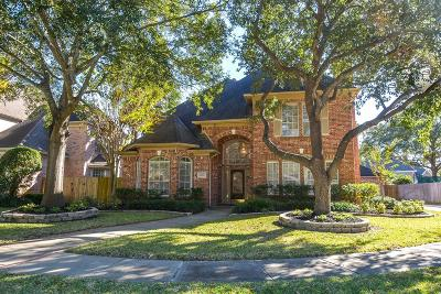 Katy Single Family Home For Sale: 22907 Winding Shore Court